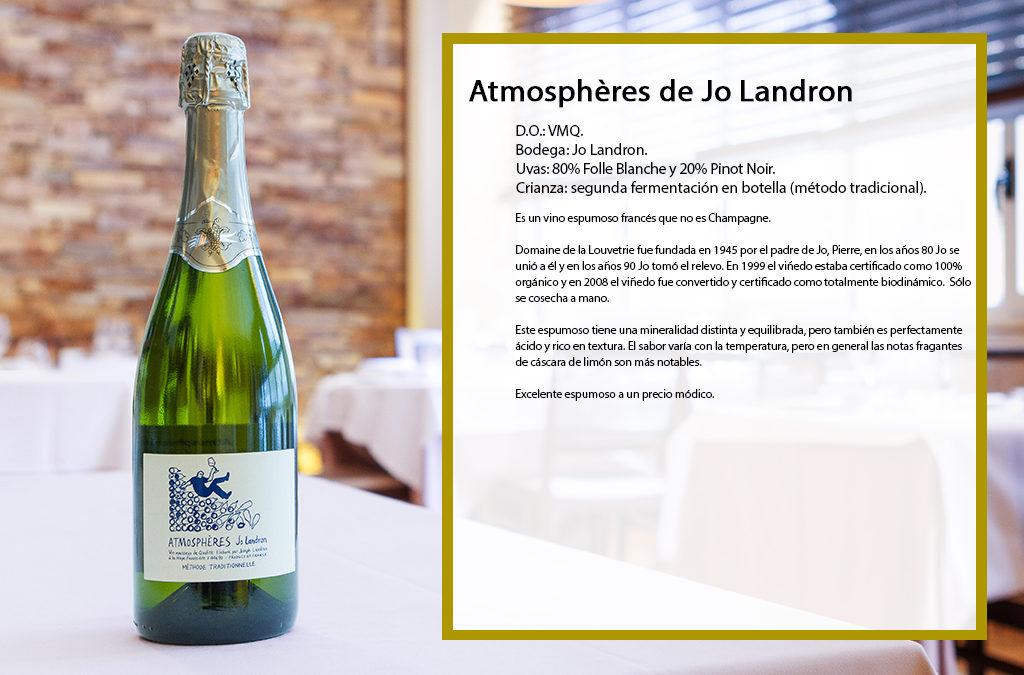 Atmosphères de Jo Landron