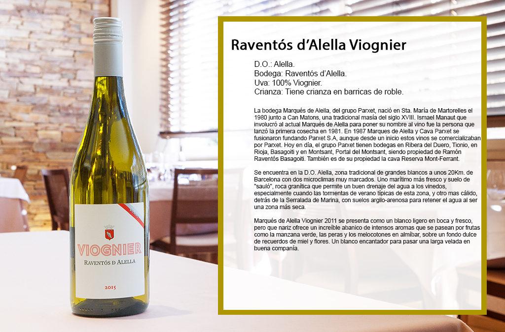 Raventós d'Alella Viognier