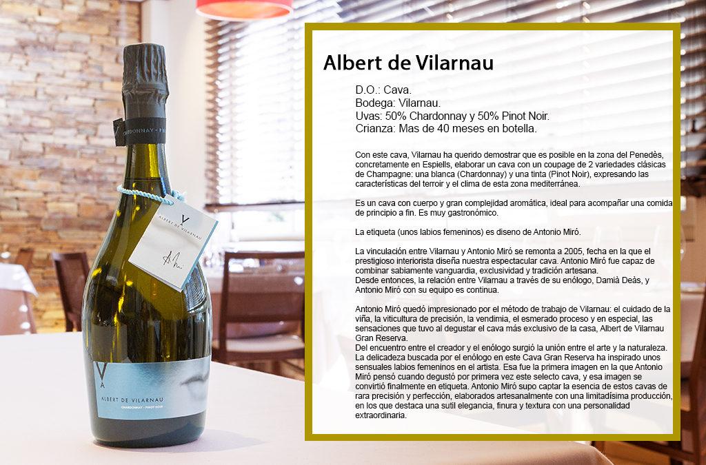 Albert de Vilarnau