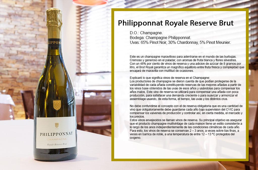 Philipponnat Royale Réserve Brut