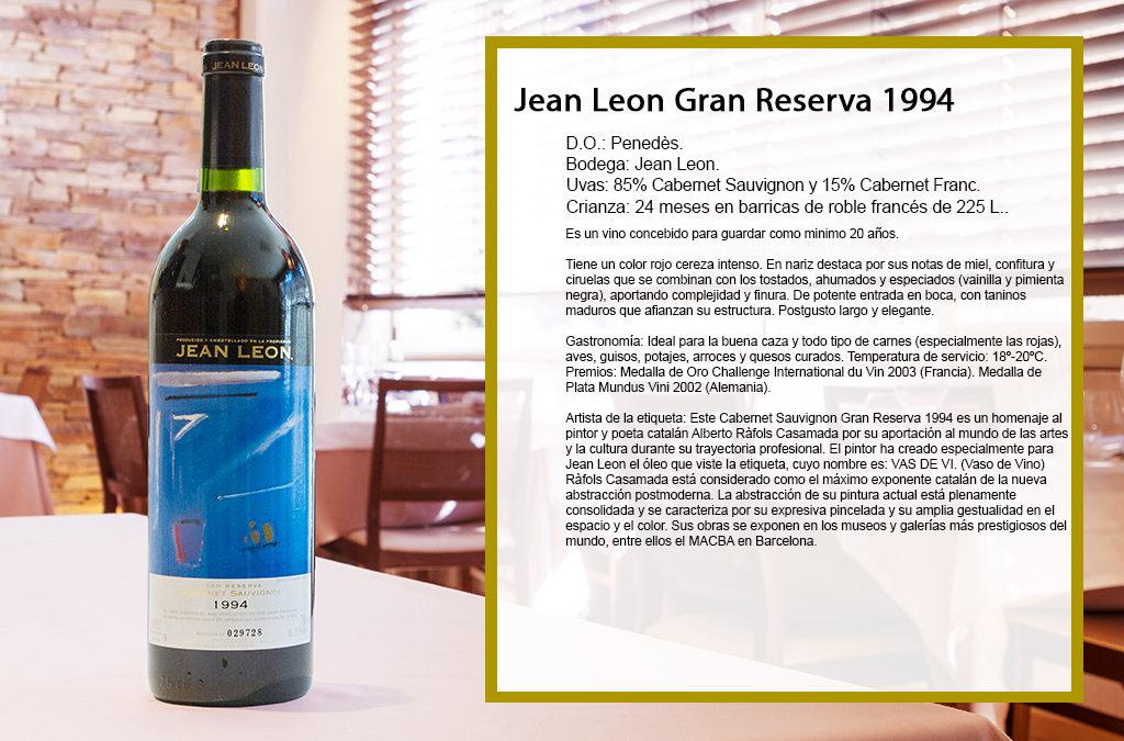Jean Leon Gran Reserva 1994
