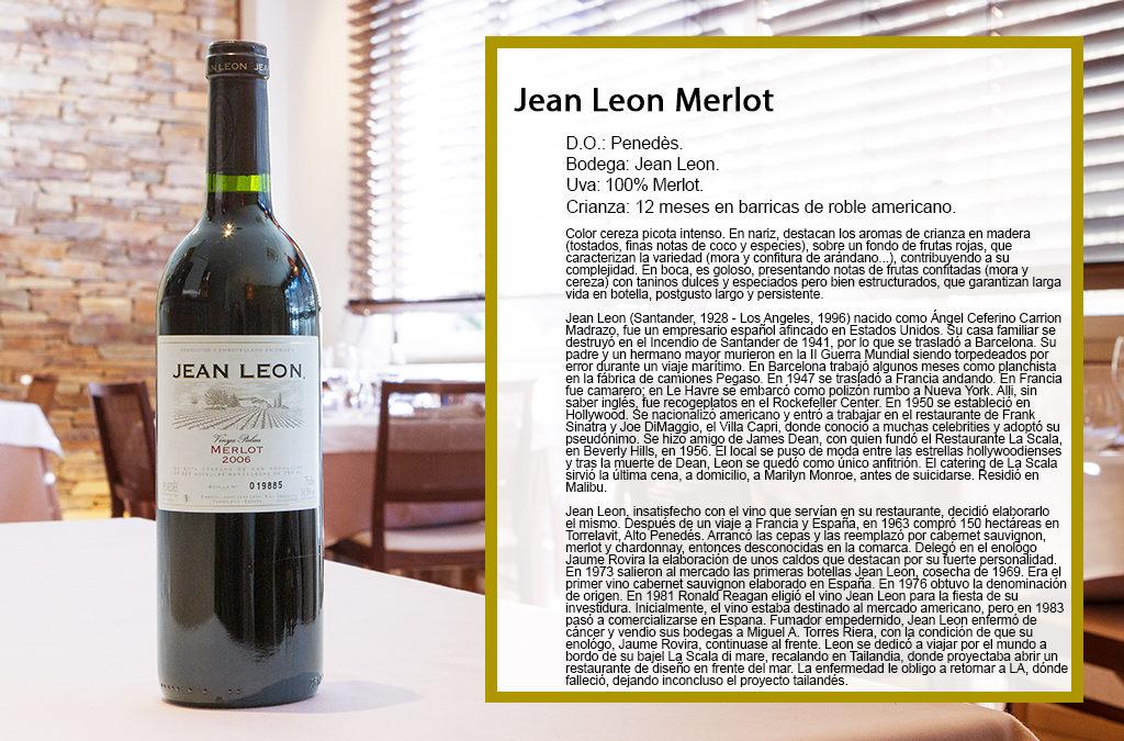 Jean Leon Merlot