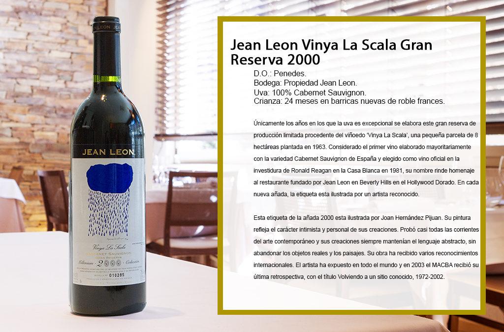 Jean Leon Vinya la Scala Gran Reserva 2000