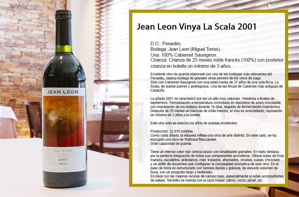 Jean Leon vinya la scala 2001