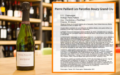 Pierre Paillard Les Parcelles Bouzy Gran Cru