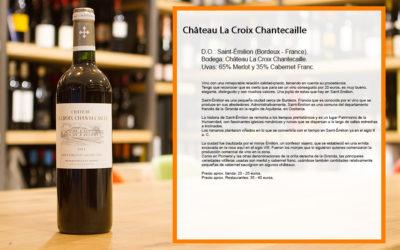 Château La Croix Chantecaille