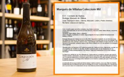 Marqués de Villalua Coleccioin Mil