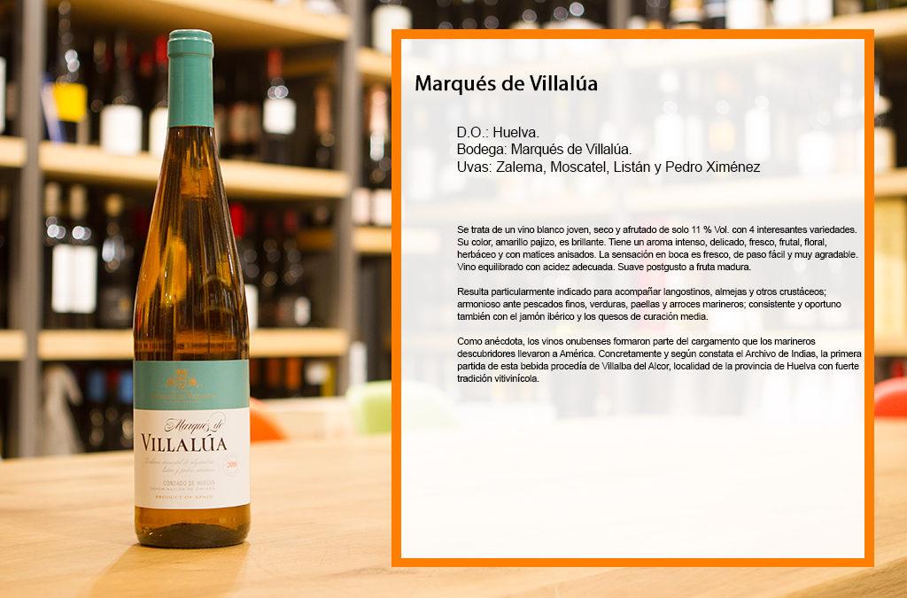Marqués de Villalúa