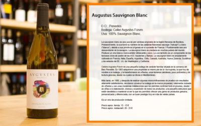 Augustus Sauvignon Blanc