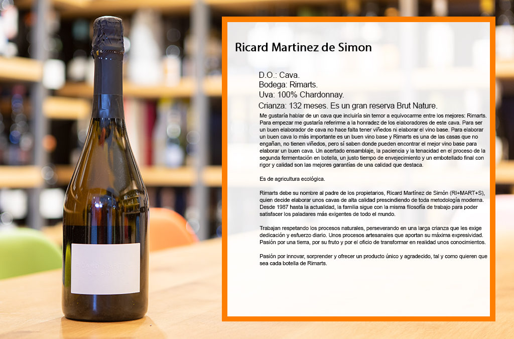 Ricard Martinez de Simon