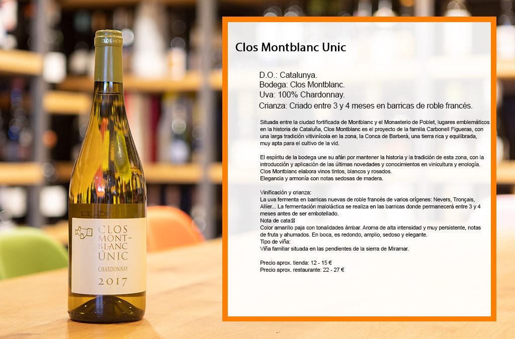 Clos Montblanc Unic